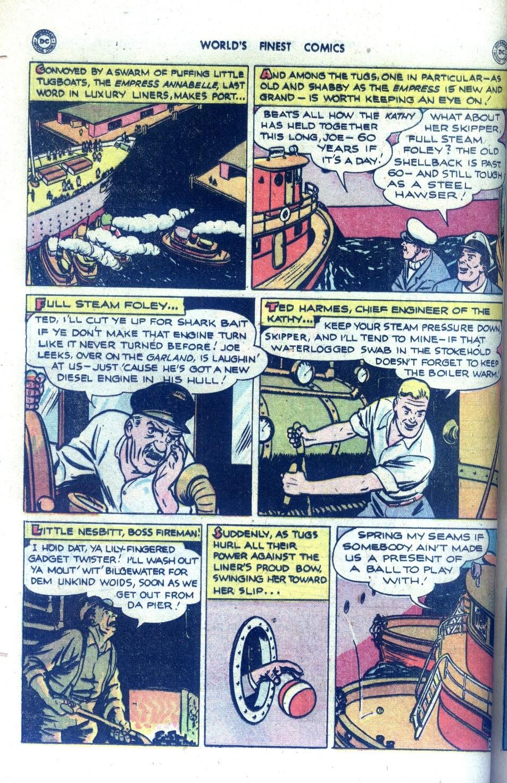 Read online World's Finest Comics comic -  Issue #43 - 30