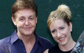 Sir Paul McCartney dan Heather Mills