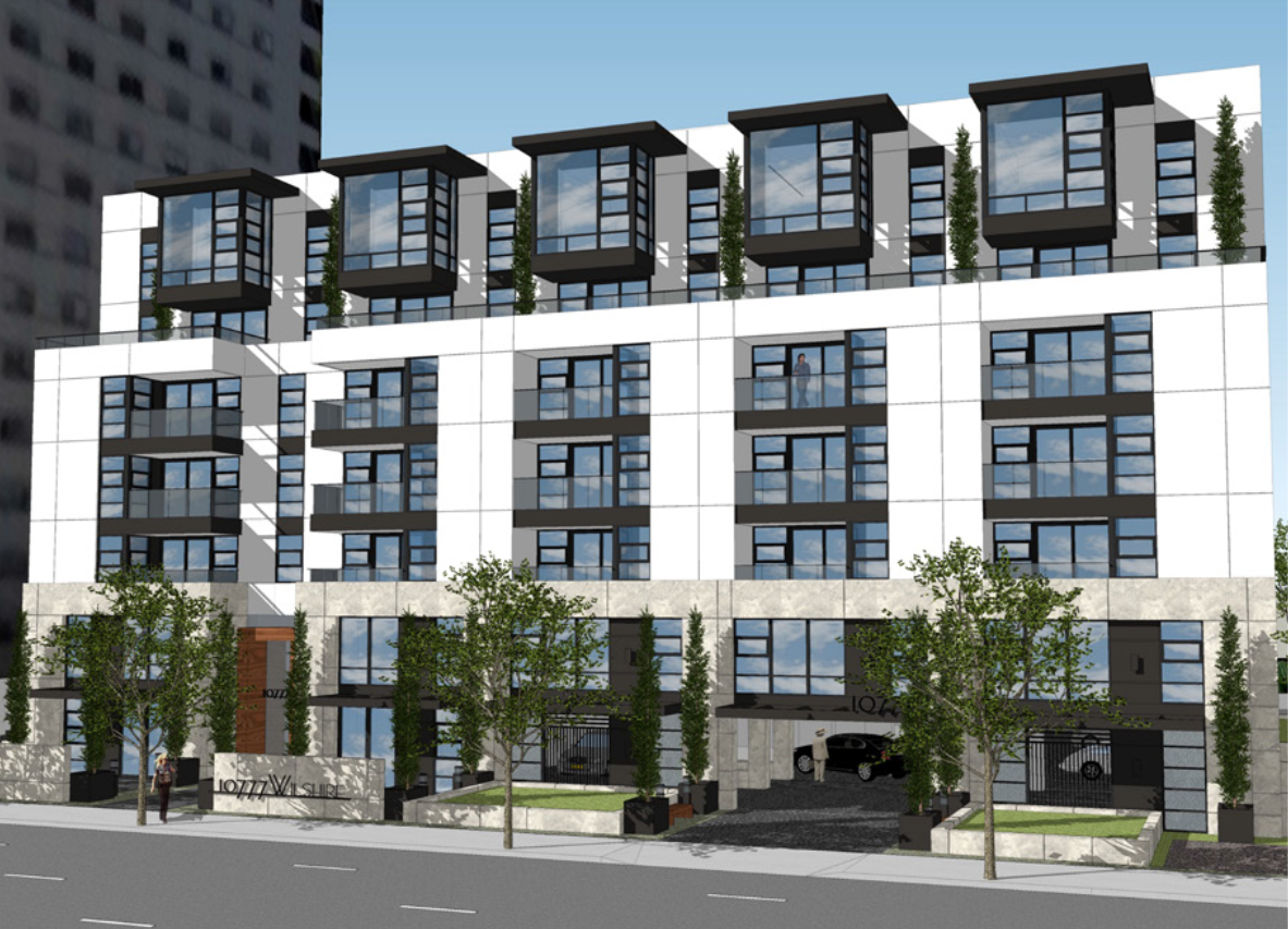 Building Los Angeles: Squat Apartment Building Heads to ...