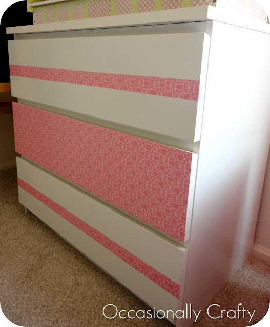 Tool Chest Dresser Makeover: Simple Makeover- Ikea MALM Dresser