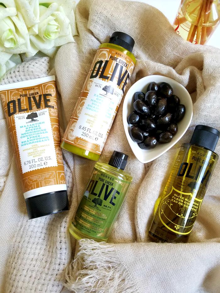 KORRES - Pure Greek Olive Neuheiten & Instagram Gewinnspiel