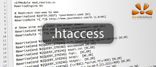 htaccess basics tips