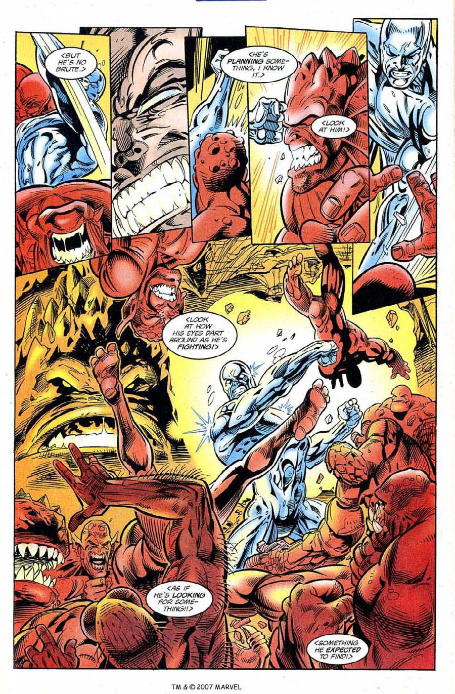 Read online Silver Surfer (1987) comic -  Issue #120 - 17