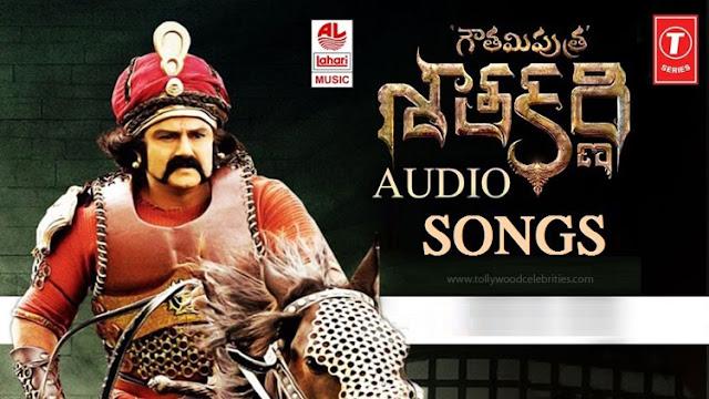 GautamiPutra SataKarni Audio Released