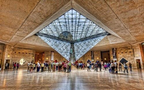 Carrousel du Louvre em Paris