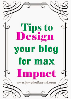 Tips on Designing you blog