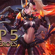 Best Hero Mobile Legend Update Oktober 2017