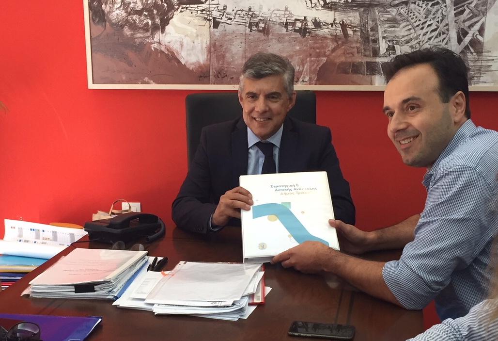 Κατατέθηκε επισήμως ο φάκελος στην περιφέρεια Θεσσαλία για το ΣΒΑΑ