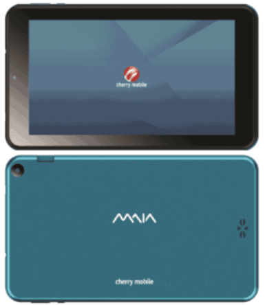 Cherry Mobile MAIA Pad C affordable tablet