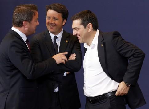Ρεβάνς Τσίπρα: Συμφωνία με Ρέντσι και Κόστα για ενωμένο Ευρωπαϊκό Νότο!
