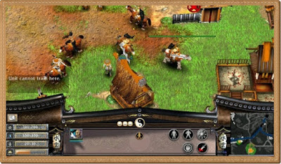 Battle Realms PC Games Gameplay