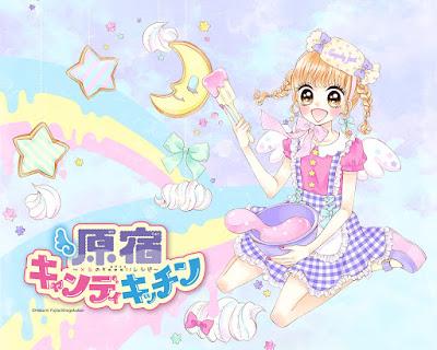 Harajuku Candy Kitchen - Meru no Kawaii Recipe de Hasumi Fujita