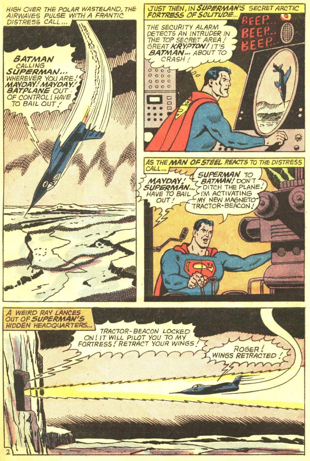 Read online World's Finest Comics comic -  Issue #164 - 4