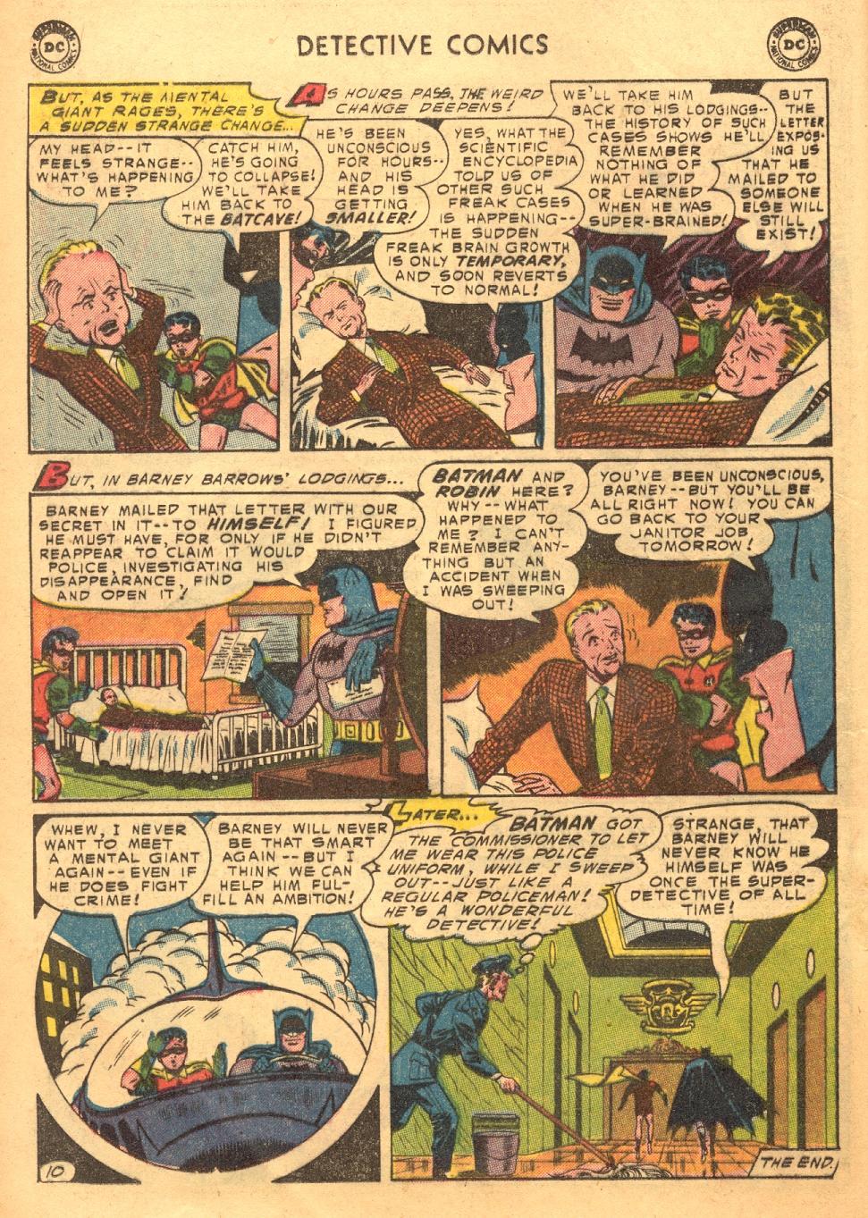 Detective Comics (1937) 217 Page 11