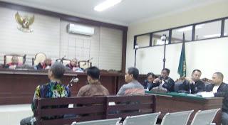 Tiga Mantan Pimpinan Dewan Dituntut 5 Tahun Penjara
