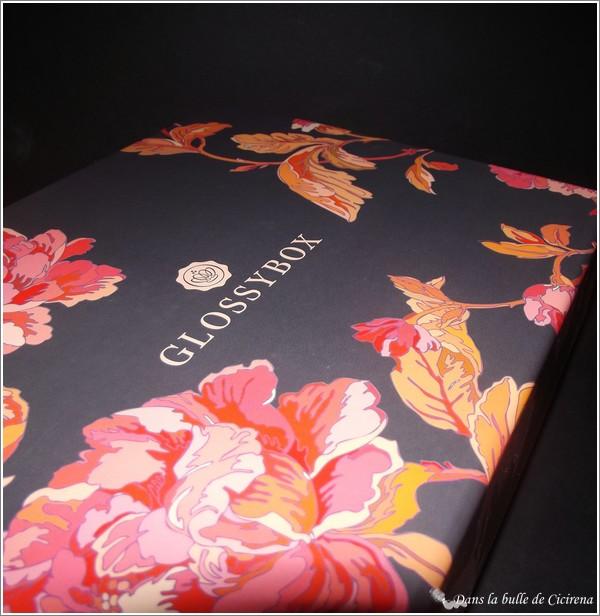 GlossyBox : Bouquet de soins sur-mesure