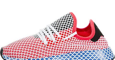 the best attitude cf820 864a5  boy  shoes adidas Deerupt Runner J Sneaker (Big Kid),4 2019 - shoes kids