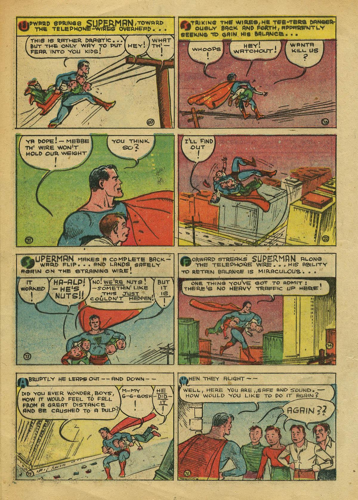 Action Comics (1938) 8 Page 11