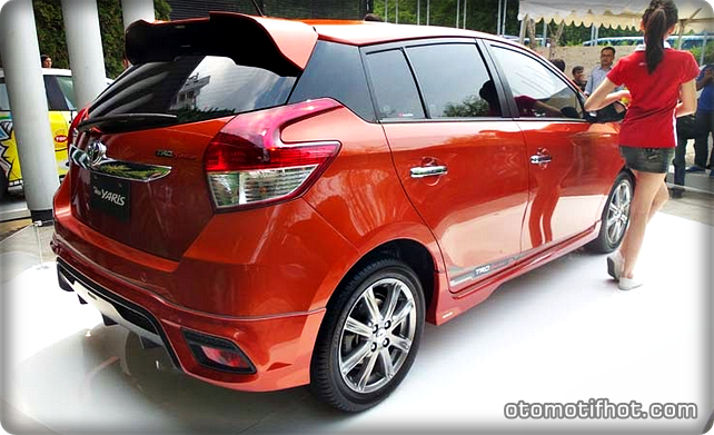 Toyota Yaris Trd Sportivo Harga All New Kijang Innova 2018 Spesifikasi Dan Mobil Terbaru Februari 2016