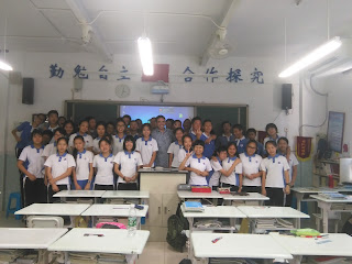 Native English Teachers Qingdao