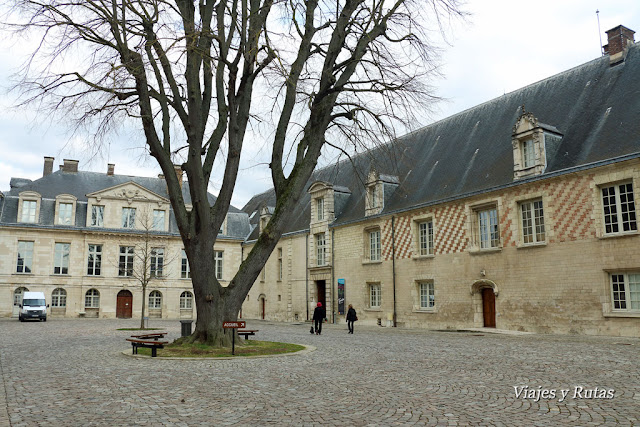 Museo de arte moderno de Troyes