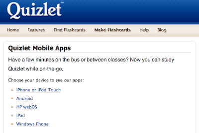Quizlet - Revision and Study through Games | Education