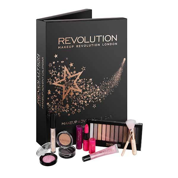 Makeup Revolution Advent Calendar 2016