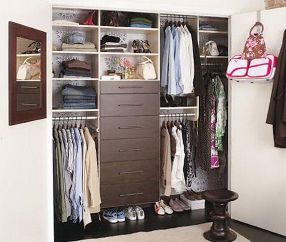 Decora y disena 15 armarios para ropa ideas modernas para - Iluminacion interior armarios ...