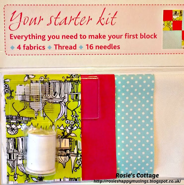 The Art of Quilting accessories