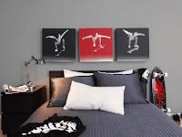 Dekorasi Kamar Tidur Anak Laki Laki Minimalis Sederhana