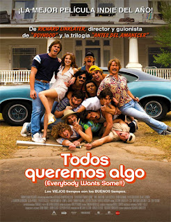 Everybody Wants Some!! (Todos queremos algo) (2016)