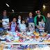 Expocar - Alimentos arrecadados em evento de som automotivo são entregues para duas instituição