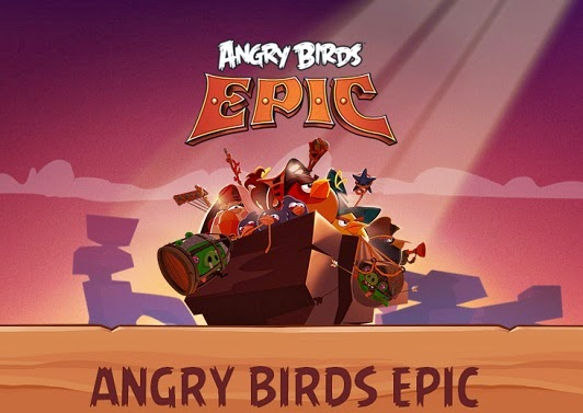 Angry Birds Epic for PC(Windows,Mac) Download - Download