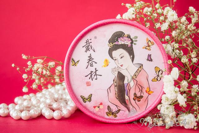 El perfume de Dai Chun Lin, Alta Cosmética de la China Imperial en España.