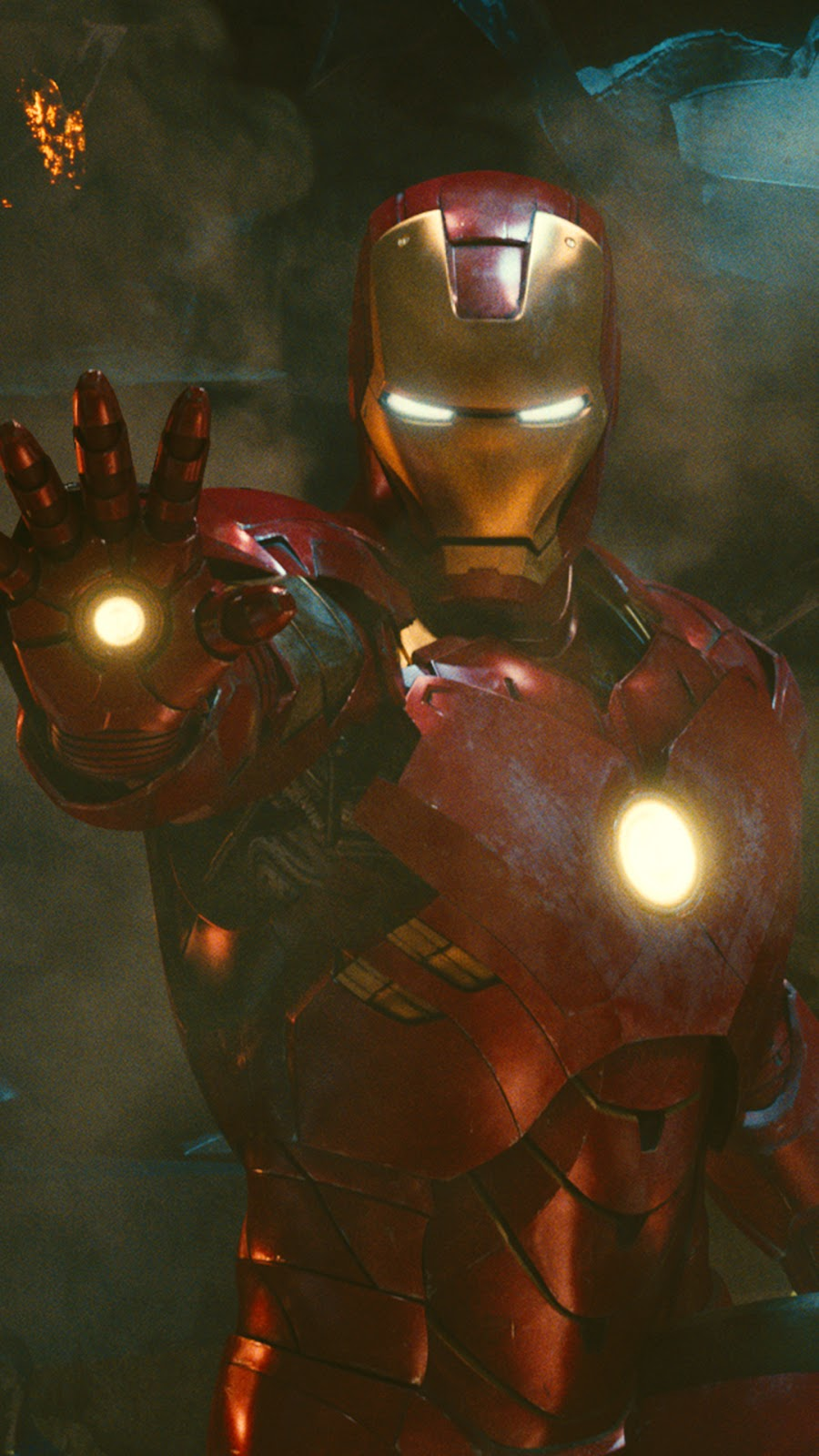 7 iron man in 7 days