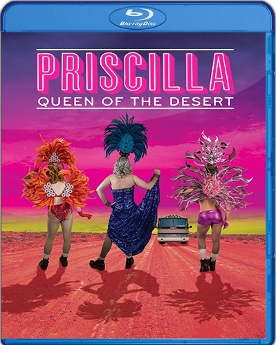 The Adventures of Priscilla, Queen of the Desert [1994] [BD25] [Español]