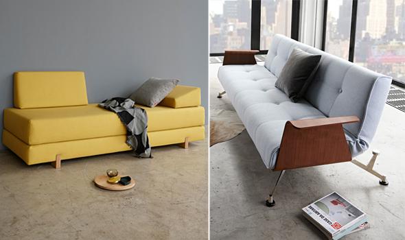 arredo moderno, arredo trasformabile, consigli home, divano letto moderno