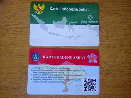 Kartu Badung Sehat Vs Kartu Indonesia Sehat