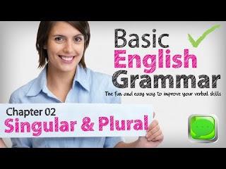 Singular and Plurar Noun (Kata Benda Tunggal dan Jamak)