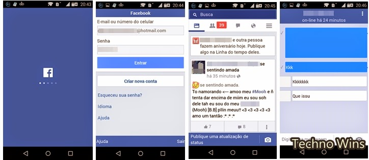facebook lite version 5.0.0.9.2