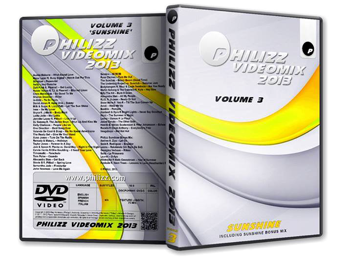 Philizz Videomix 2013 Volume 3 - SUNSHINE
