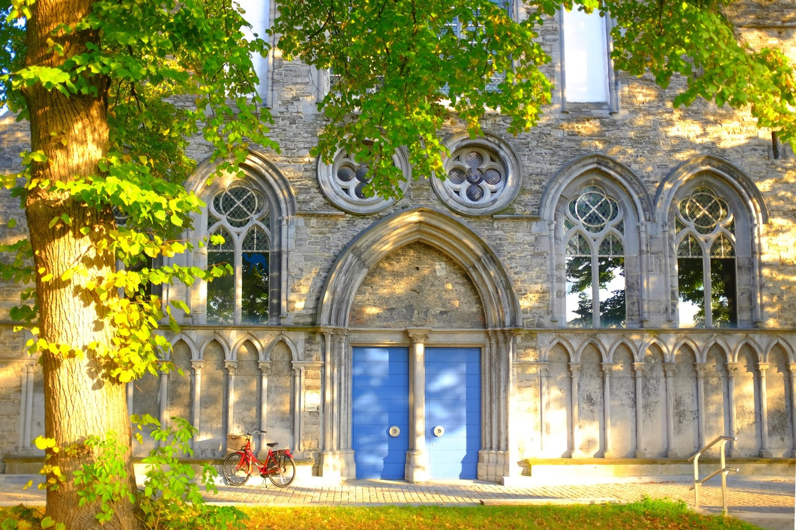 Le Chameau Bleu - Blog Voyage Gand Belgique - Gand Tourisme - Eglise STAM- Musée à Gand Que voir à Gand Belgique