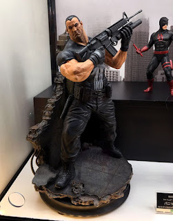The Punisher Statue