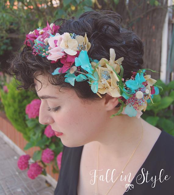 Más información sobre los tocados de Fall in Style