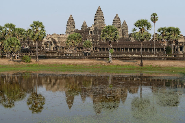 New research casts doubt on cause of Angkor's collapse