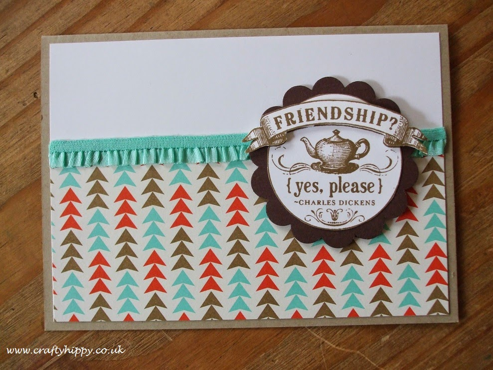 From My Heart, Retro Fresh, Stampin' Up!