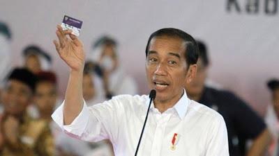 Terlanjur Viral, Jokowi Klarifikasi Kartu Pra Kerja Bukan Untuk Menggaji Pengagguran