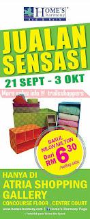 Home's Harmony Sensational Sale 2016 Selangor