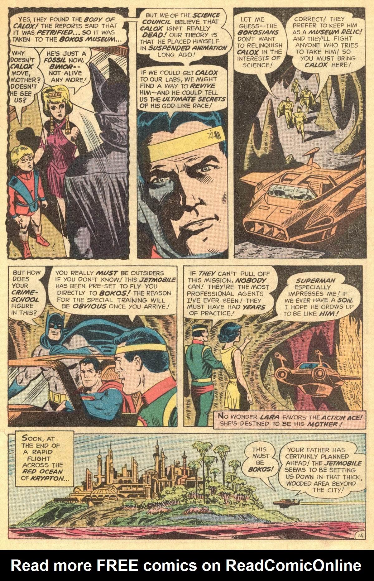 Read online World's Finest Comics comic -  Issue #191 - 19