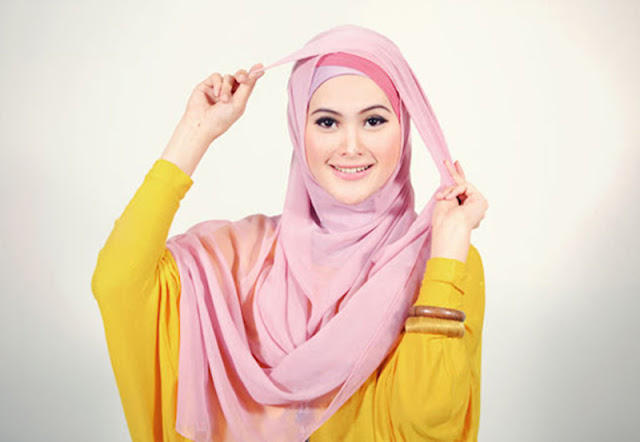 Cara Mencari Jilbab Yang Tepat